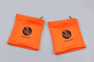 Sports Håndleddslommebok Oransje